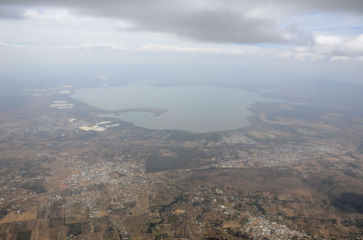 Convergences around Naivasha lake